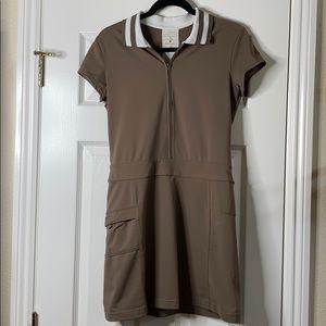 Athleta Athletic Collared Dress
